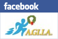 "Find us on Facebook as ""Agila Attivi Giovani Laureati"""